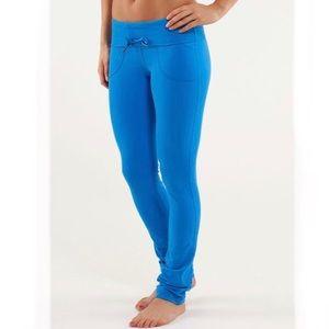 Lululemon Skinny Will Pant in Beaming Blue